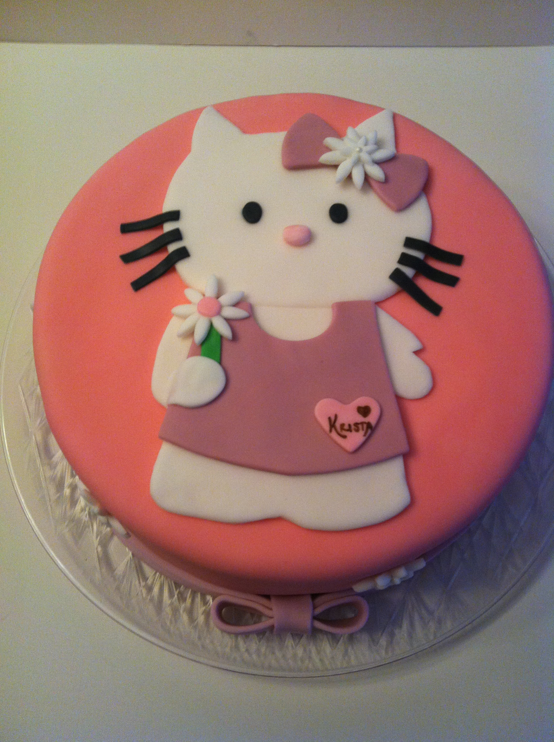 Hello KittyHappy Birthday To Krista
