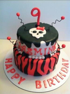 Happy Birthday Jasmine Cake Images