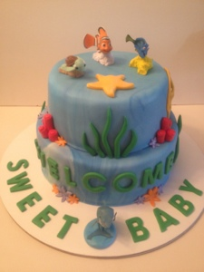 finding nemo cake cakes by cathy chicago