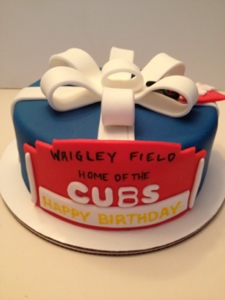 Chicago Cubs Cake Cakes By Cathy Chicago