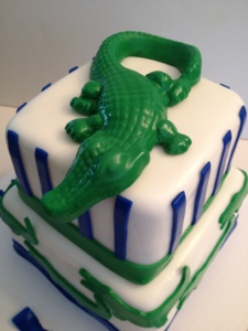 Lacoste Pattern Cake Cakes By Cathy Chicago