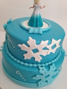frozen birthday cakes Cakes by Cathy Chicago