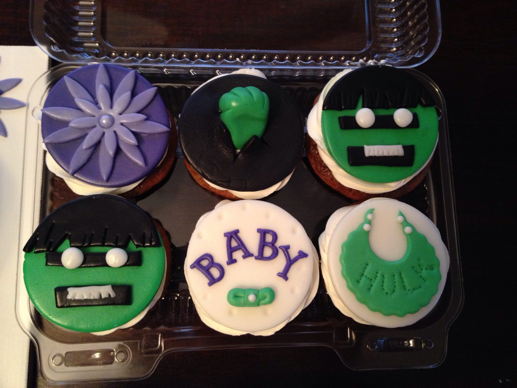 Baby Hulk Themed Showers Cakes By Cathy Chicago