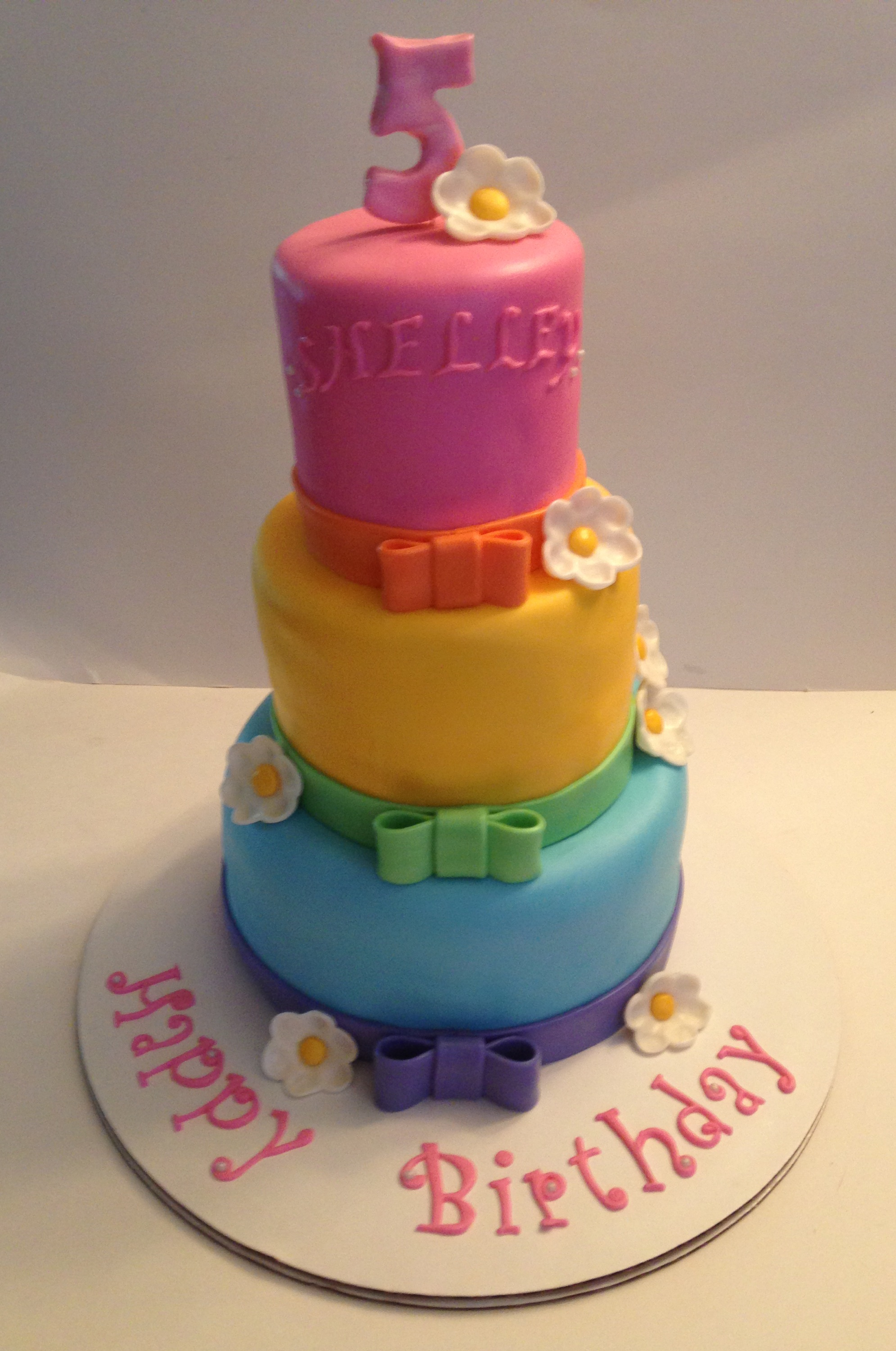 Girl Minion Cake Cakes By Cathy Chicago
